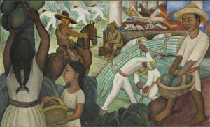 1943-46-2 Rivera, Sugar Cane