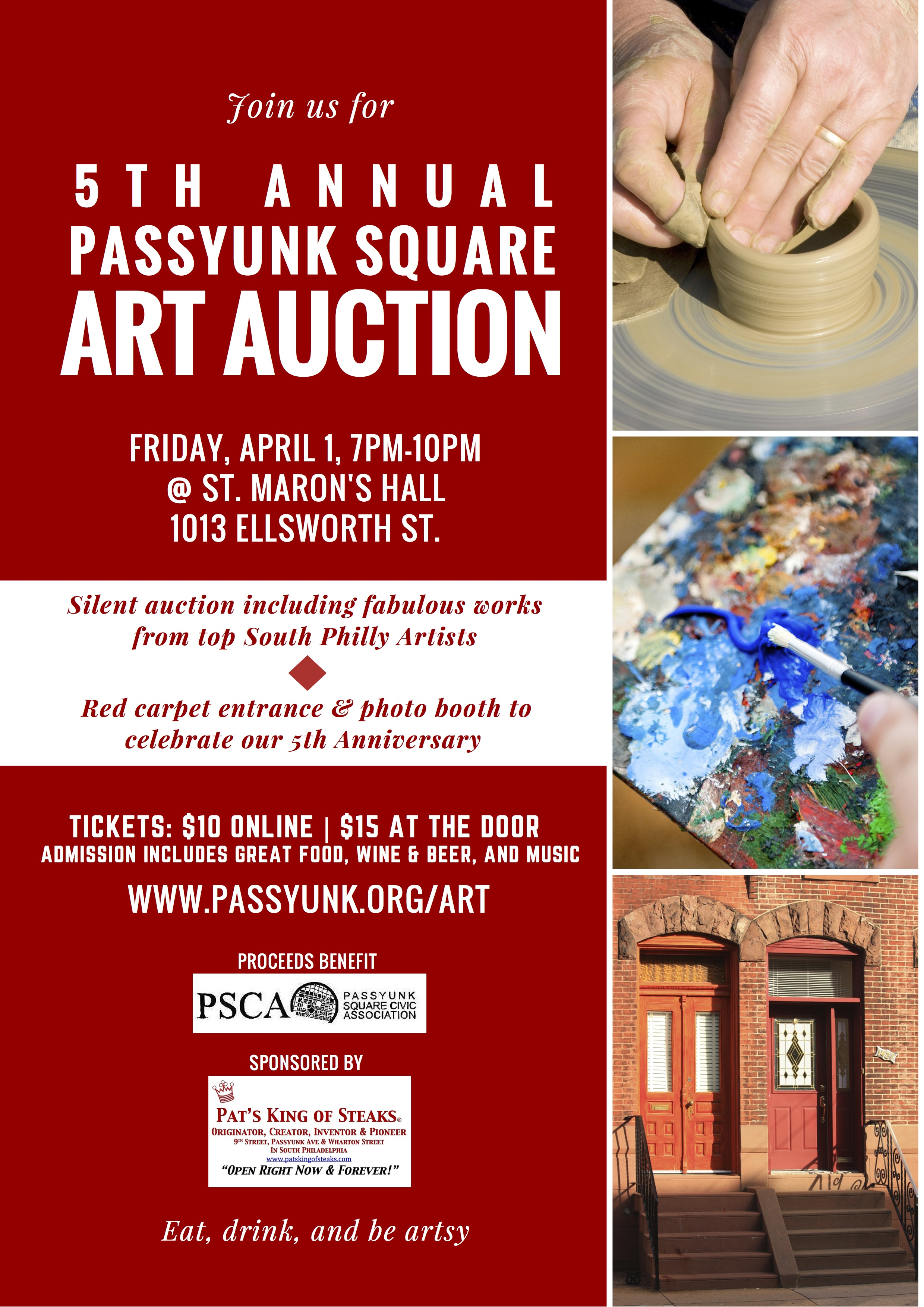 ArtAuctionFlyer2016