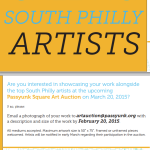 PSCA Art Auction Call for Artists