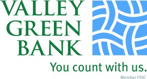 Logo - Valley Green Bank