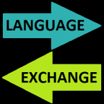 language exchange event