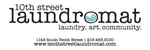 Logo - Tenth Street Laundromat